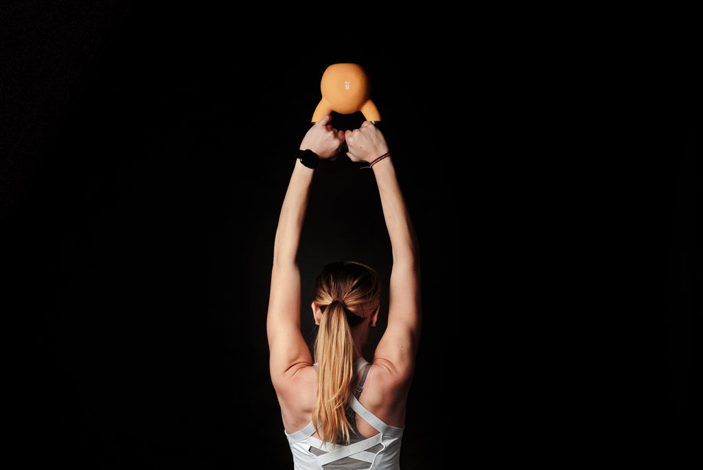 Kettlebell Shoulder Workouts to Build Strength and Mobility