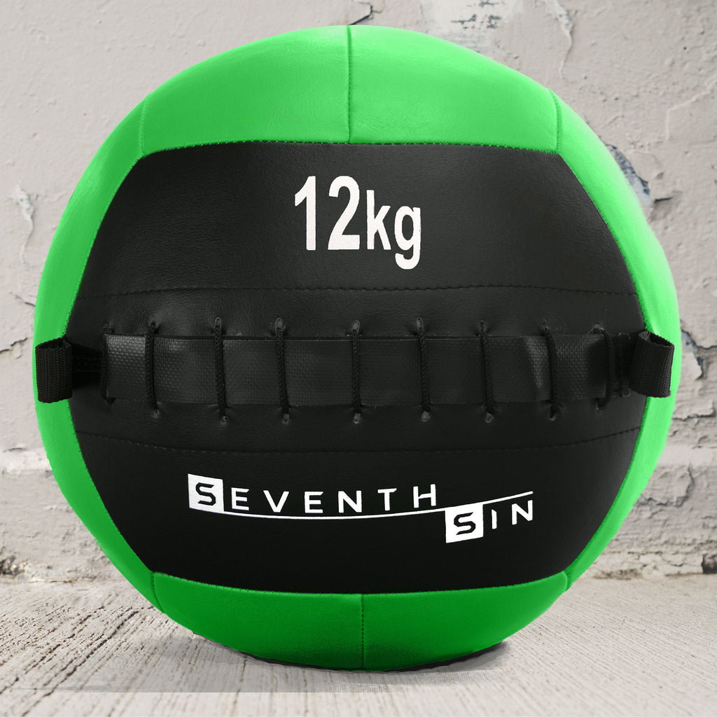 12kg - Seventh Sin Wall Ball - Seventh Sin Fitness