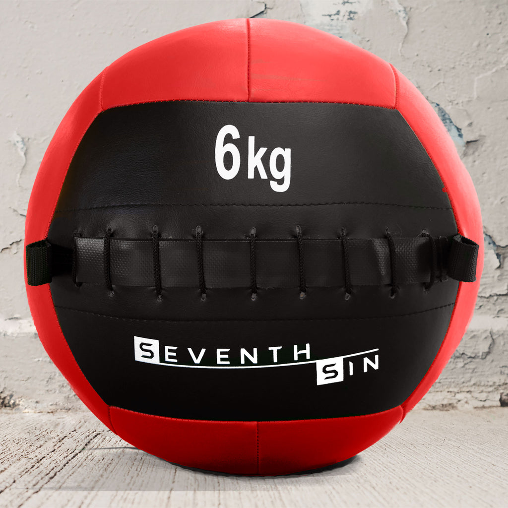 6kg - Seventh Sin Wall Ball - Seventh Sin Fitness