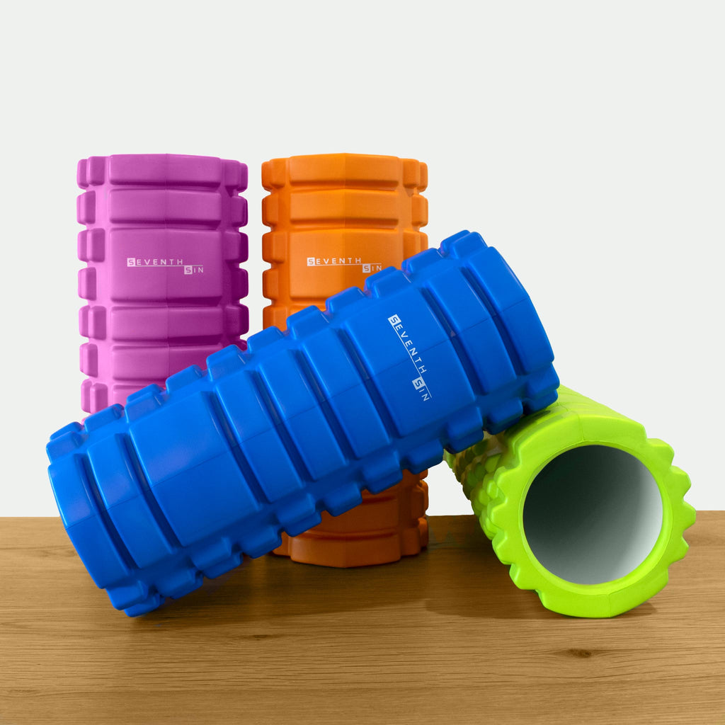Seventh Sin Foam Roller 2.0 - Seventh Sin Fitness