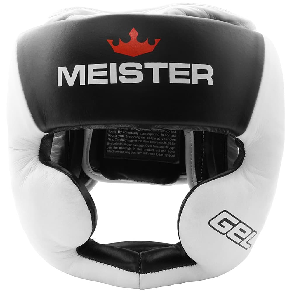 Meister Gel Full-Face Training Head Guard - Seventh Sin Fitness