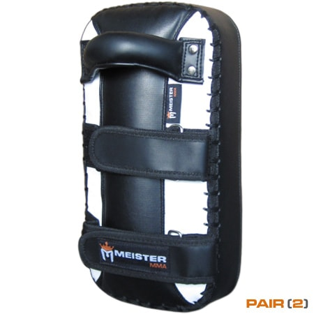 Meister MMA Elite Thai Pads (Pair) - Seventh Sin Fitness
