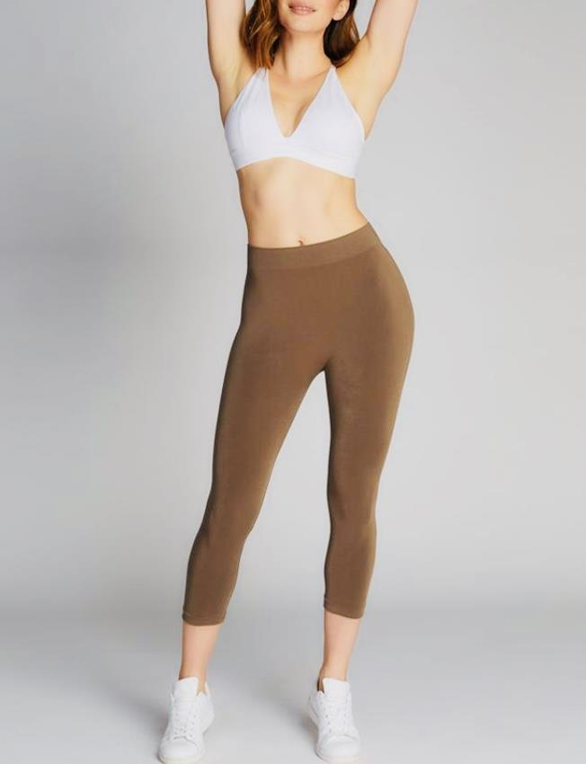 3/4 Lenght Bamboo Leggings