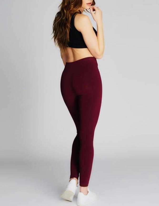 C'est Moi Full Length Bamboo Leggings