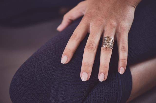MeditationRings Flow Ring