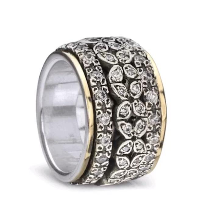 MeditationRings Destiny Ring