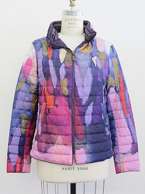 Claire Desjardins Cluster Of Conversation Reversible Jacket