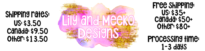 LilyandMeekoDesigns