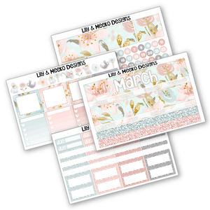 March 2019 Lucky Charm | EC Monthly Kit