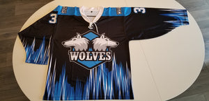 PAPA SPORTS Custom Sublimated Jersey