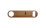 Real Wood Bottle Opener
