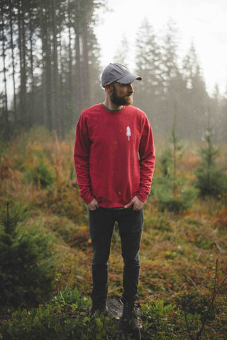 Traveler Crewneck Sweatshirt