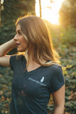 Women's Tree Graphic Traveler Tee