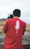Tree Graphic Traveler Tee