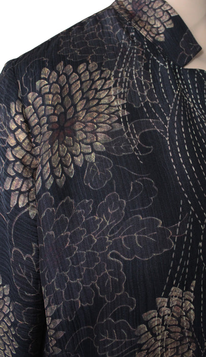 Dressori Jacquard Jacket - CLOSE UP