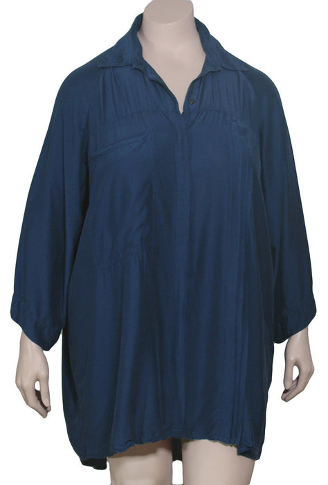 Grizas Silk Bamboo Blouse