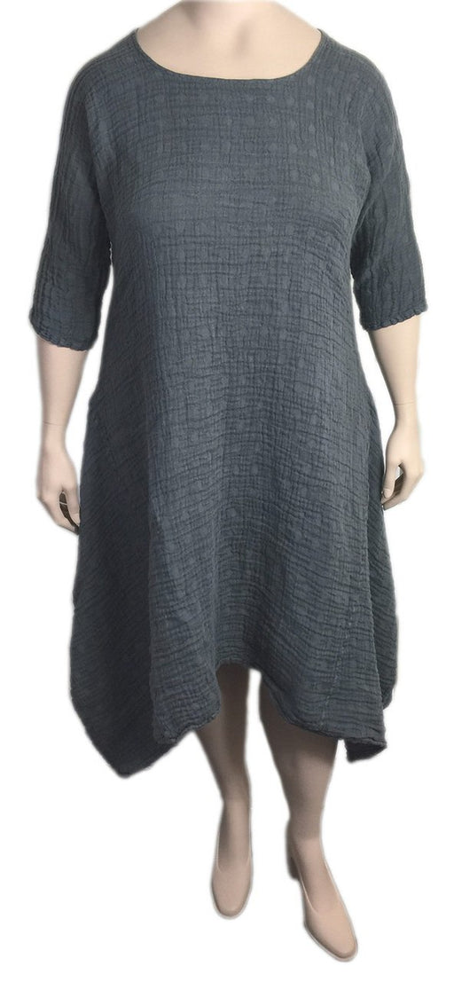 Grizas Linen Cotton Dress