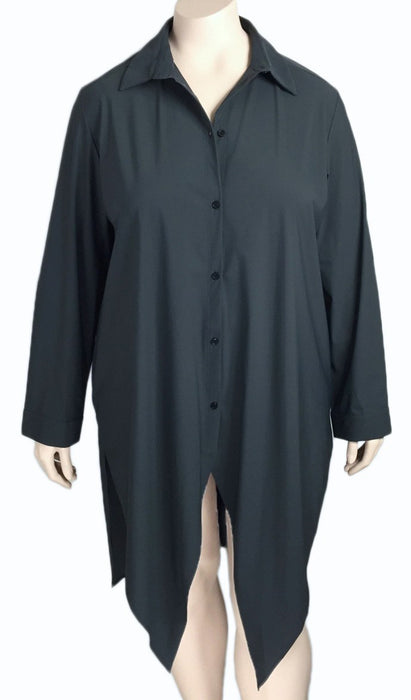 Jason by Comfy USA Long Shirt Jacket