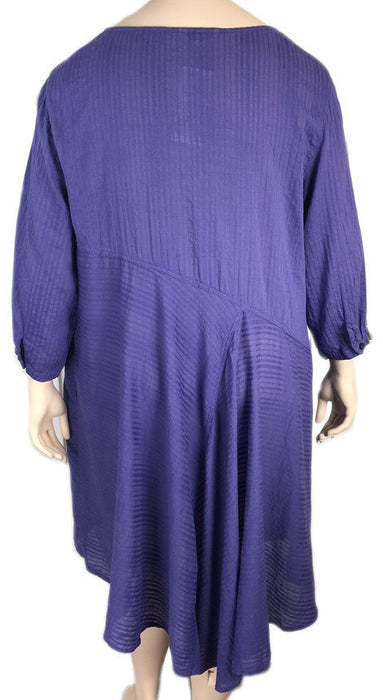 KLEEN Bias Cut Cotton Tunic / Dress