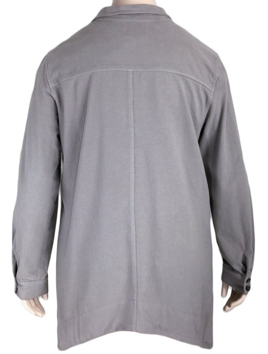Kleen Cotton Shirt Jacket