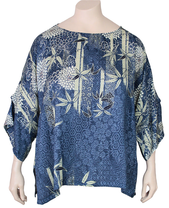 Plus Size Dressori Bamboo Top
