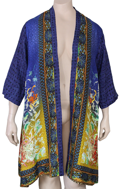 Plus Size Dressori Duster