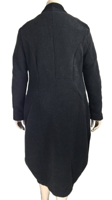 Alembika Coat - BACK VIEW
