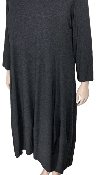 Comfy USA Black Kati Dress