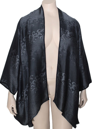 Dressori Silk Wave Reversible Jacket