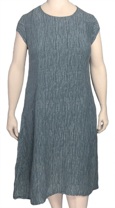 Grizas Silk Linen Dress