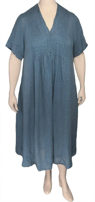Grizas Washed Linen Dress