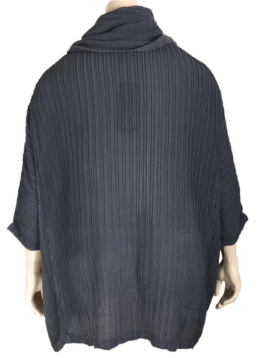 Grizas Silk Cowl Neck Top