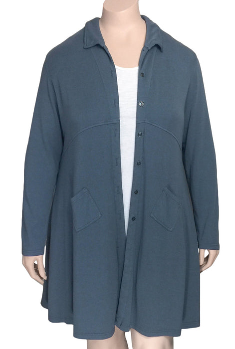 Kleen Cotton Modal Jacket