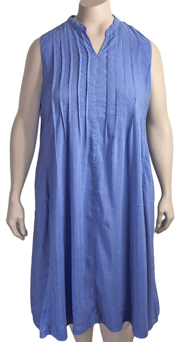 Kleen Linen Viscose Dress