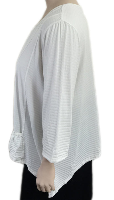 Heartstring by Kleen Striped Pocket Tunic
