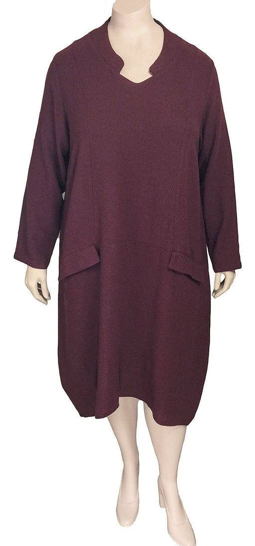 Risona Wool Tunic Dress