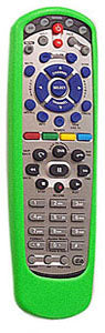Dish Network Remote Skin Cover fits all model 20, 32, 40 GREEN