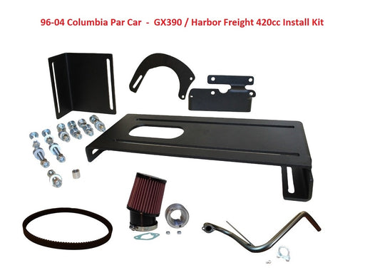 GX390 / Clone Install Kit for 1996 - 2004 Columbia Par Car