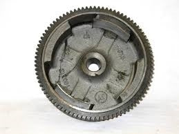 OEM Flywheel w/Ring Gear for GX390 & 420cc - 460cc Clone