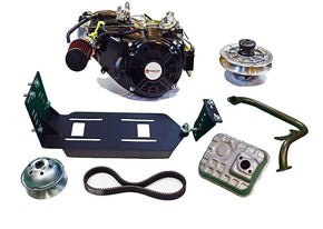 625cc 23HP Big Block Engine Upgrade Kit for 1997-2014 Club Car DS / Carryall