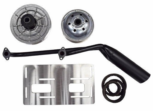 Vanguard 23hp Installation Kit for 1986-1996 Club Car DS / Carryall