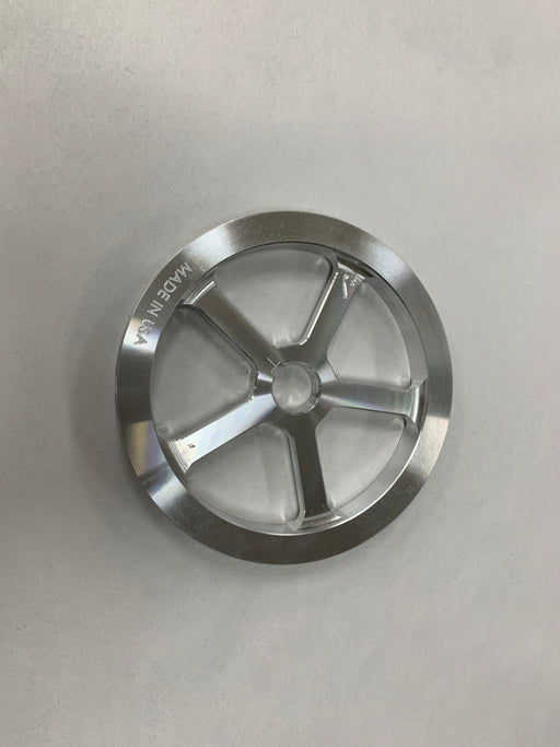 Billet V-Belt Pulley for use with 780R Clutch & Starter/Gen (LESS THAN PERFECT)