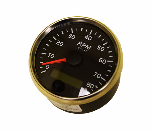85mm Analog Tach for Predator/212/420/670/Clone 0-8000 Tachometer