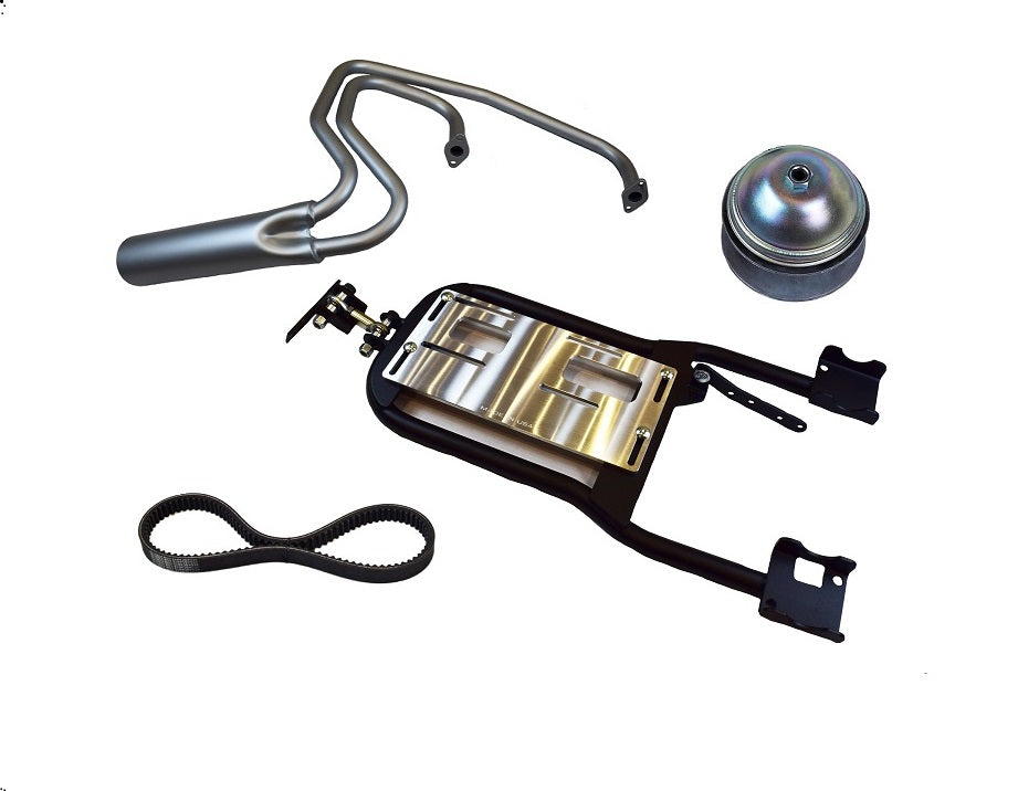 Vanguard 23hp Installation Kit for 1994-2008 EZGO TXT & Medalist