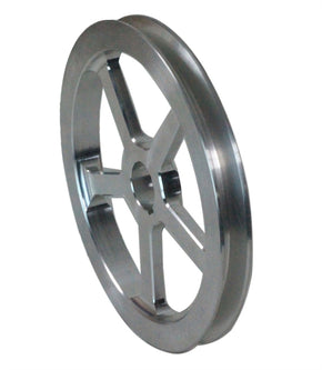 Billet V-Belt Pulley for use with Comet 780 Clutch & Starter/Gen