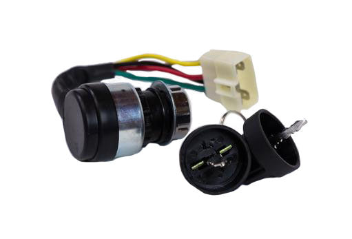 625cc Key Switch (5-Wire)