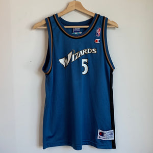 Champion Juwan Howard Washington Wizards Youth Basketball Jersey