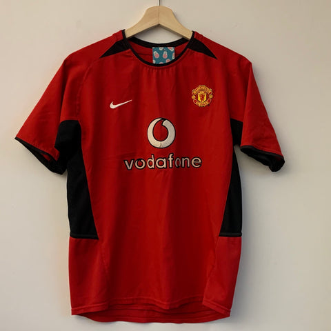Nike David Beckham Manchester United Red Devils Youth Soccer Jersey