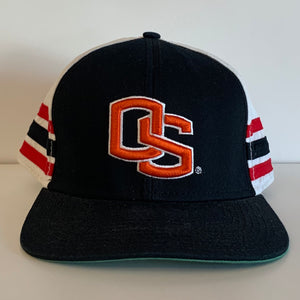The Game Oregon State OSU Beavers Striped Snapback