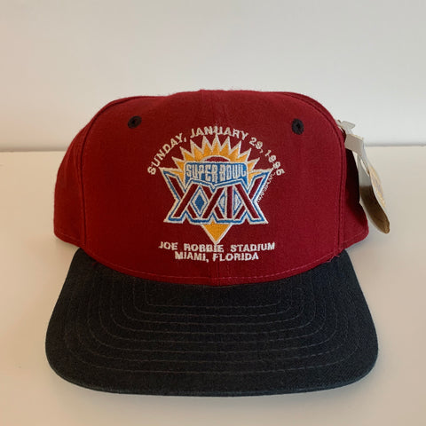 1995 New Era Super Bowl XXIX Snapback